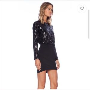NWT Line & Dot sequin party dress